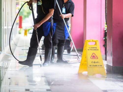 Cleaning Company Southampton